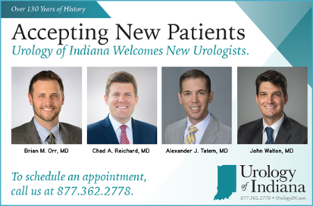 Urology of Indiana New Physicians